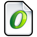 open, font, type icon