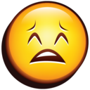 emoji sad icon