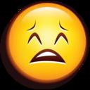 emoji sad icon