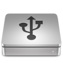 aluport,usb icon