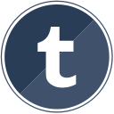 media, tumbler, tumblr, tumble icon