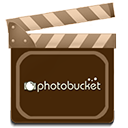 movie, photobucket icon