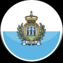 san, marino icon