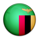 zambia, country, flag icon