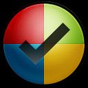 start menu program defaults icon