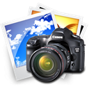 Canon, Pictures icon