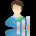 skill gap icon
