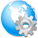 global, international, browser, service, earth, planet, network, internet, settings, globe, world icon
