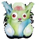 Animal, Green, Rabbit icon