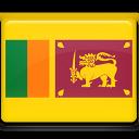 Flag, Lanka, Sri icon