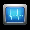 monitor, activity icon