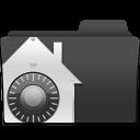 file, folder, safe, paper, document, vault, house, home icon