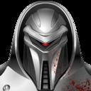 cylon,centurion,bloody icon