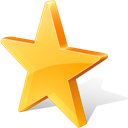 star, favorites icon