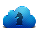Cloud, Gamecenter, icon