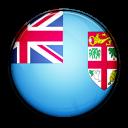 flag, fiji, country icon
