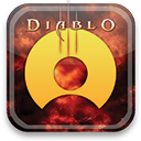diablo, netlog icon
