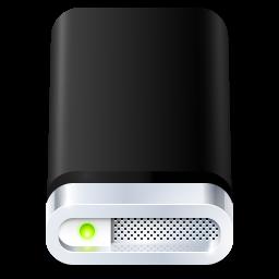hard disk, drive icon