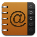 Alt, Contacts icon