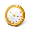 time, watch, clock, wait icon