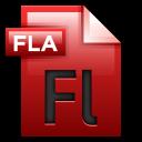 File Adobe Flash 01 icon