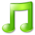 itunes, sound, voice, music icon