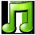 music, sound, itunes icon