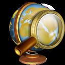 world, search, find, globe, earth icon