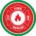 flame, fire, security, burn, fireman, firefighters icon