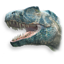 theropod,dinosaur icon