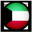 kuwait, of, flag icon