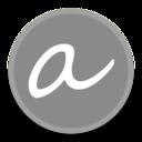 aText icon