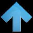 arrow up icon