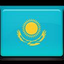 kazakhstan, flag, country icon