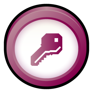 access, office, microsoft, badge icon