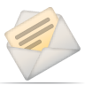 mail, email, newsletter, envelope icon