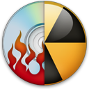 Alt, Burn icon