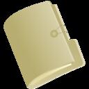 document,folder,beige icon