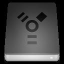 device firewire drive icon