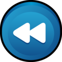 button,rewind icon