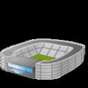 stadium,building,architecture icon