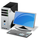 computer, pc, hardware icon