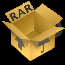rar, archive icon