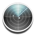 network, nearby, radar, detect, system, preferences icon