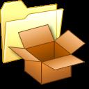 folder, archive icon
