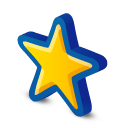 bookmark, star, favorite icon