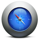 compass, safari, browser icon