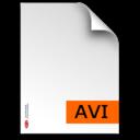 avi,fileextension icon
