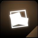 iweb,glow icon