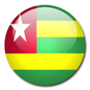 togo,flag,country icon